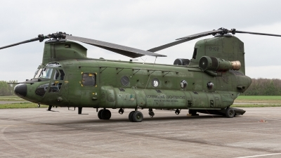 Photo ID 232628 by Jan Eenling. Netherlands Air Force Boeing Vertol CH 47D Chinook, D 102