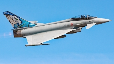 Photo ID 232622 by Aldo Bidini. Italy Air Force Eurofighter F 2000A Typhoon EF 2000S, MM7322