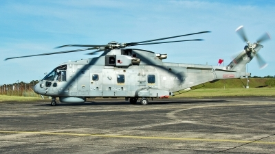 Photo ID 232636 by Aldo Bidini. UK Navy AgustaWestland Merlin HM2 Mk111, ZH847