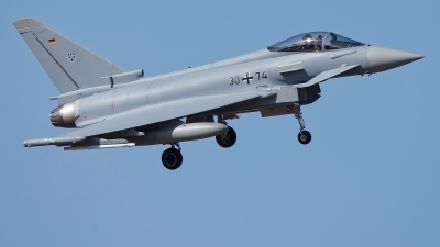 Photo ID 232700 by Rainer Mueller. Germany Air Force Eurofighter EF 2000 Typhoon S, 30 74