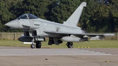 Photo ID 232703 by Rainer Mueller. UK Air Force Eurofighter Typhoon FGR4, ZK315