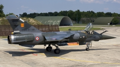 Photo ID 26421 by Chris Lofting. France Air Force Dassault Mirage F1CT, 268