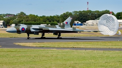 Photo ID 232694 by Aldo Bidini. Private Vulcan to the Sky Trust Avro 698 Vulcan B2, G VLCN