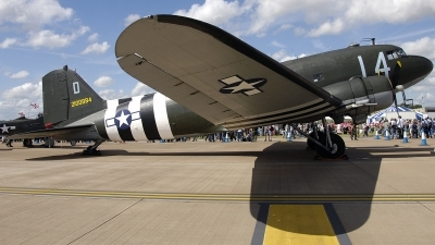 Photo ID 232707 by Aldo Bidini. Private Aces High Ltd Douglas C 47A Skytrain, N147DC