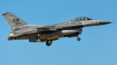 Photo ID 232695 by Jesus Peñas. USA Air Force General Dynamics F 16C Fighting Falcon, 93 0550