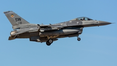 Photo ID 232696 by Jesus Peñas. USA Air Force General Dynamics F 16C Fighting Falcon, 97 0111