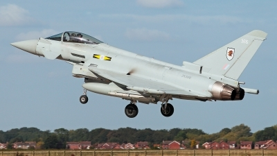 Photo ID 232711 by Carl Brent. UK Air Force Eurofighter Typhoon FGR4, ZK366