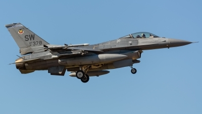 Photo ID 232749 by Jesus Peñas. USA Air Force General Dynamics F 16C Fighting Falcon, 91 0378
