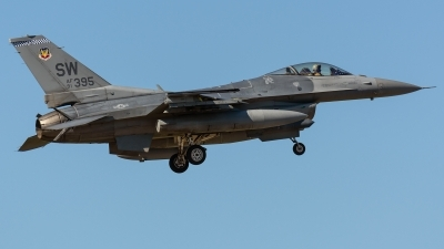 Photo ID 232748 by Jesus Peñas. USA Air Force General Dynamics F 16C Fighting Falcon, 91 0395