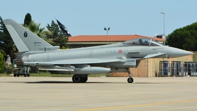 Photo ID 232728 by Nicholas Carmassi. Italy Air Force Eurofighter F 2000A Typhoon EF 2000S, MM7326