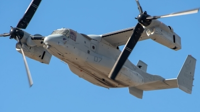 Photo ID 232735 by W.A.Kazior. USA Marines Bell Boeing MV 22B Osprey, 168679