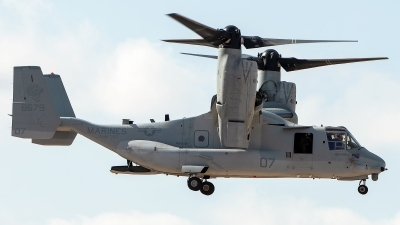 Photo ID 232737 by W.A.Kazior. USA Marines Bell Boeing MV 22B Osprey, 168679
