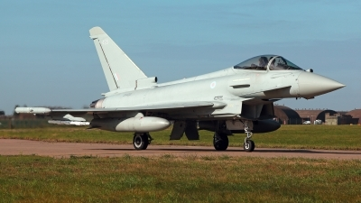 Photo ID 232770 by Carl Brent. UK Air Force Eurofighter Typhoon FGR4, ZK425
