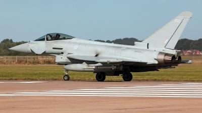 Photo ID 232772 by Carl Brent. UK Air Force Eurofighter Typhoon FGR4, ZK432