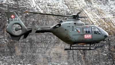 Photo ID 232753 by Sybille Petersen. Switzerland Air Force Eurocopter TH05 EC 635P2, T 370