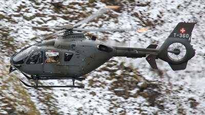 Photo ID 232757 by Sybille Petersen. Switzerland Air Force Eurocopter TH05 EC 635P2, T 360