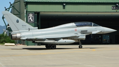 Photo ID 232784 by Nicholas Carmassi. Italy Air Force Eurofighter TF 2000A Typhoon EF 2000T, MM55133