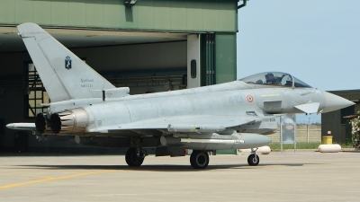 Photo ID 232785 by Nicholas Carmassi. Italy Air Force Eurofighter F 2000A Typhoon EF 2000S, MM7235