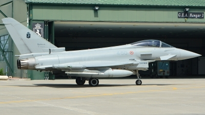 Photo ID 232786 by Nicholas Carmassi. Italy Air Force Eurofighter F 2000A Typhoon EF 2000S, MM7306
