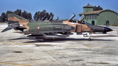 Photo ID 232824 by Aldo Bidini. Turkey Air Force McDonnell Douglas F 4E Phantom II, 73 1053