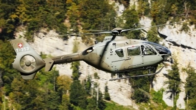 Photo ID 232936 by Sybille Petersen. Switzerland Air Force Eurocopter EC 635P2, T 353