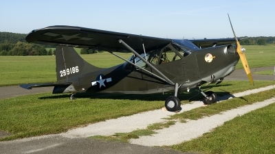 Photo ID 232821 by Joop de Groot. Private Commemorative Air Force Stinson L 5 Sentinel, N121MC