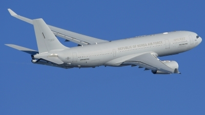 Photo ID 232831 by Alberto Gonzalez. South Korea Air Force Airbus A330 243MRTT, 19 003