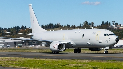 Photo ID 232834 by Aaron C. Rhodes. UK Air Force Boeing P 8A Poseidon 737 800ERX, ZP801