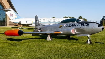 Photo ID 232934 by Aaron C. Rhodes. USA Air Force Lockheed T 33A Shooting Star, 53 5943