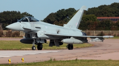 Photo ID 232877 by Carl Brent. UK Air Force Eurofighter Typhoon FGR4, ZK428