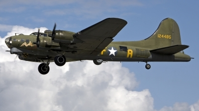 Photo ID 232906 by D. A. Geerts. Private B 17 Preservation Ltd Boeing B 17G Flying Fortress 299P, G BEDF