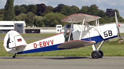 Photo ID 232908 by D. A. Geerts. Private Private Stampe Vertongen SV 4B, D EBVV