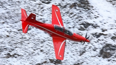 Photo ID 232891 by Sybille Petersen. Switzerland Air Force Pilatus PC 21, A 102