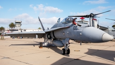 Photo ID 232928 by W.A.Kazior. USA Marines McDonnell Douglas F A 18C Hornet, 164257