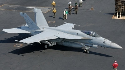 Photo ID 232922 by Klemens Hoevel. USA Navy Boeing F A 18E Super Hornet, 166829