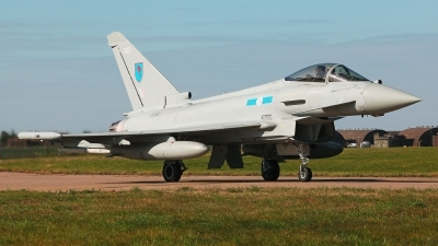 Photo ID 232930 by Carl Brent. UK Air Force Eurofighter Typhoon FGR4, ZK362