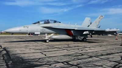 Photo ID 232951 by Rod Dermo. USA Navy Boeing EA 18G Growler, 169140