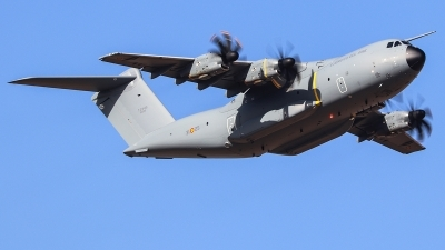 Photo ID 232963 by Ruben Galindo. Spain Air Force Airbus A400M Atlas, TK 23 05 10175