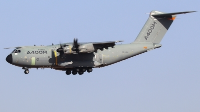 Photo ID 232964 by Ruben Galindo. Company Owned Airbus Airbus A400M Atlas, EC 404
