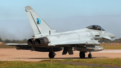 Photo ID 233020 by Carl Brent. UK Air Force Eurofighter Typhoon FGR4, ZK331