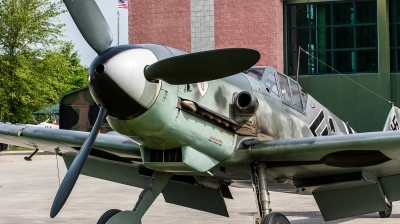 Photo ID 233006 by George Oakey, Jr.. Private Military Aviation Museum Messerschmitt Bf 109G 4, N109GY