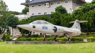 Photo ID 233053 by Andreas Zeitler - Flying-Wings. Taiwan Air Force Lockheed TF 104G Starfighter, 4178