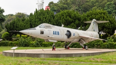 Photo ID 233051 by Andreas Zeitler - Flying-Wings. Taiwan Air Force Lockheed F 104G Starfighter, 4416