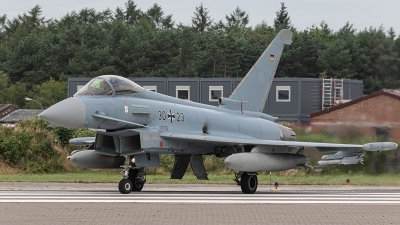 Photo ID 233066 by Jan Eenling. Germany Air Force Eurofighter EF 2000 Typhoon S, 30 23