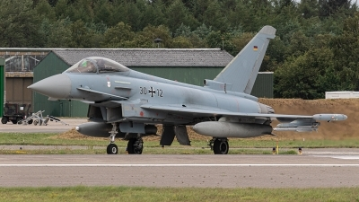 Photo ID 233067 by Jan Eenling. Germany Air Force Eurofighter EF 2000 Typhoon S, 30 12