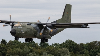 Photo ID 233069 by Jan Eenling. Germany Air Force Transport Allianz C 160D, 50 57