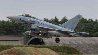 Photo ID 233121 by Jan Eenling. Germany Air Force Eurofighter EF 2000 Typhoon S, 30 12