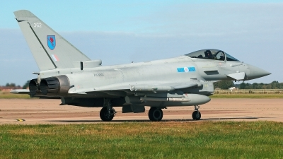 Photo ID 233071 by Carl Brent. UK Air Force Eurofighter Typhoon FGR4, ZK362