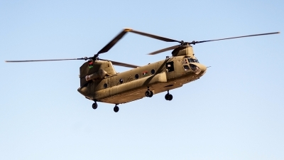 Photo ID 233083 by Ray Biagio Pace. Libya Air Force Boeing Vertol CH 47C Chinook, LC 010