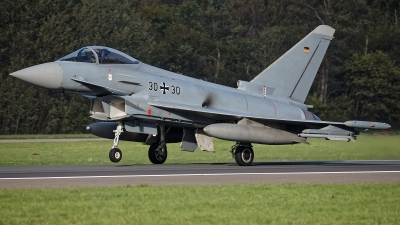 Photo ID 233120 by Rainer Mueller. Germany Air Force Eurofighter EF 2000 Typhoon S, 30 30